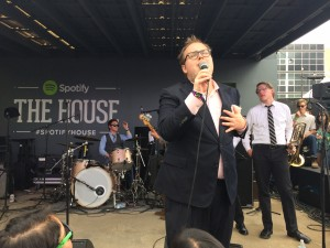 St. Paul and The Broken Bones perform at Spotify House