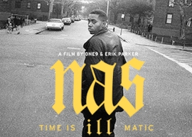 nas time is illmatic web