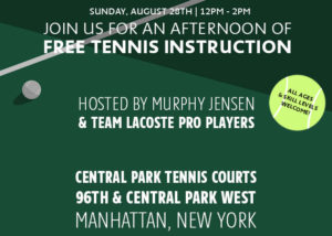 lacoste-clinic-event