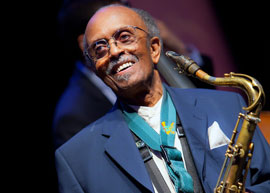 The Jimmy Heath Big Band