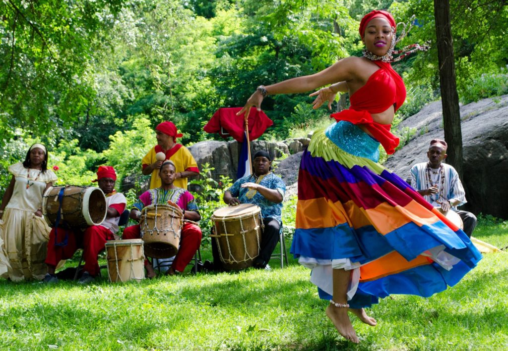 Promotional photo of the Garifuna Collective