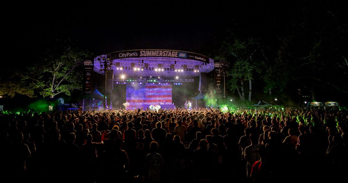 SummerStage - City Parks Foundation